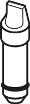 Pins for JAXA Case Openers (Bergeon 2819)