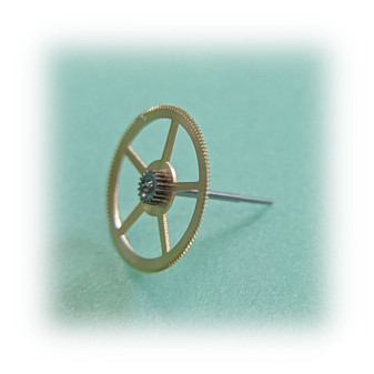 Seconds Wheel (Fourth Wheel), Rolex 3135 #360 (Generic)