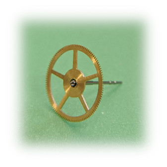 Seconds Wheel, Centre Seconds, Rolex 2135 #360 (Generic)
