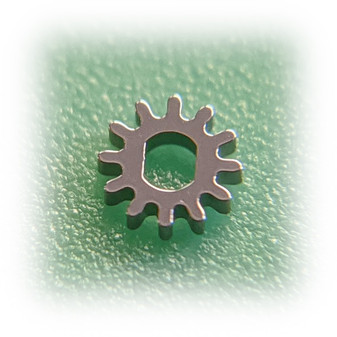 Pinion for Oscillating Weight, Rolex 1530 #7910 (Generic)