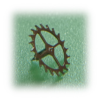Escape Wheel, Rolex 3135 #410 (Generic)