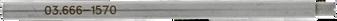 Rolex Oscillating Weight Punch, Calibre 15xx, 1530, 1570 (MSA 03.666-1570)