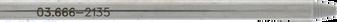 Rolex Oscillating Weight Punch, Calibre 2130, 2135 (MSA 03.666-2135)