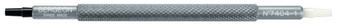 Hand Pusher, White Ø0.50 - Black Ø1.00mm (Bergeon 7404-1)