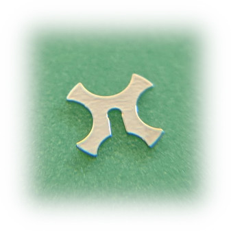 Gib, Spring Clip for Oscillating Weight, Rolex 1130 #6739 (Generic)