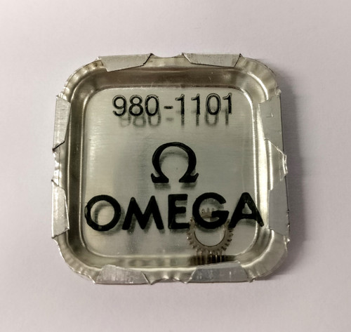 Crown Wheel, Omega 980 #1101
