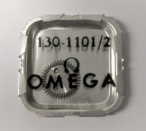 Crown Wheel and Core, Omega 130 #1101/02