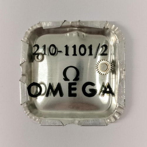 Crown Wheel and Core, Omega 210 #1101/02