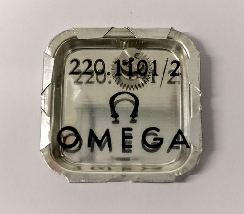 Crown Wheel and Core, Omega 220 #1101/02