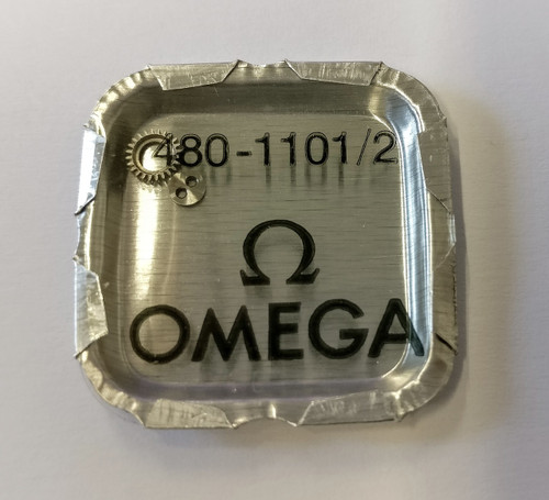 Crown Wheel and Core, Omega 480 #1101/02