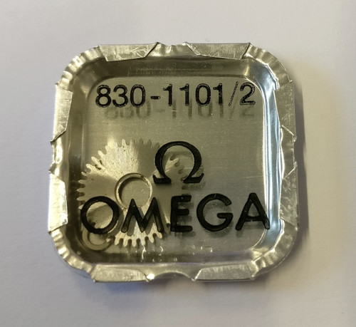 Crown Wheel and Core, Omega 830 #1101/02