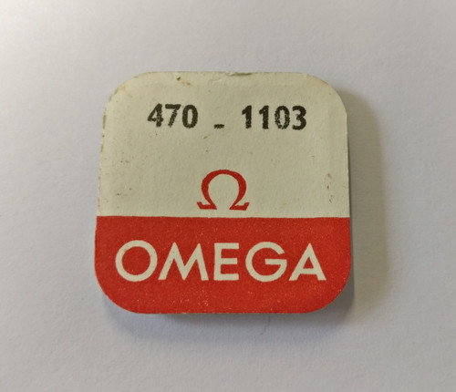 Crown Wheel Seat, Omega 470 #1103
