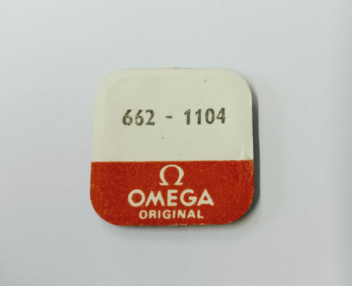 Click, Omega 662 #1104