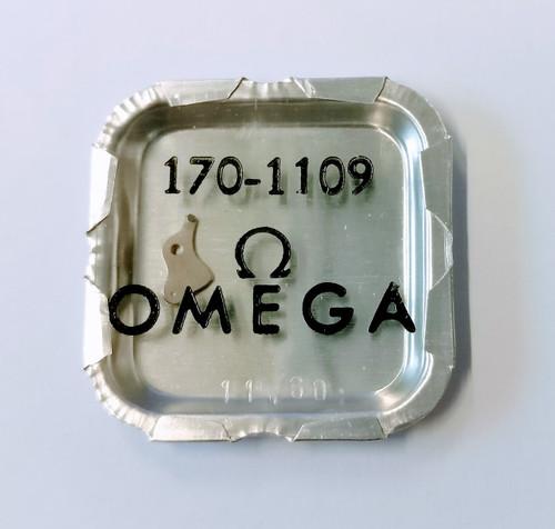 Setting Lever, Omega 170 #1109 (Omega 33.3, Lemania 15)