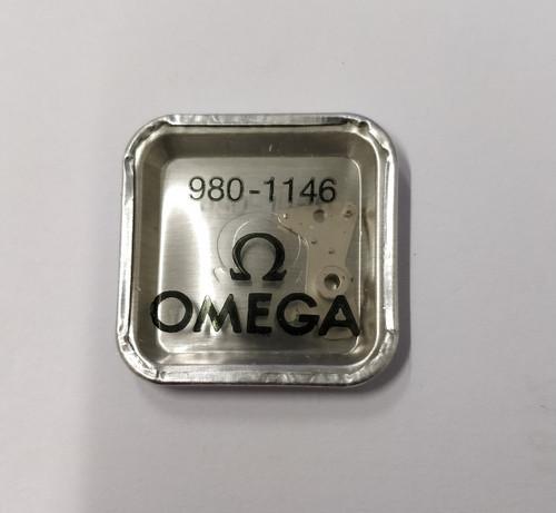 Upper Hand Setting Yoke, Omega 980 #1146