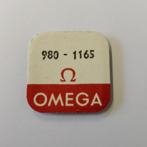 Ratchet Wheel Winding Wheel, Omega 980 #1165