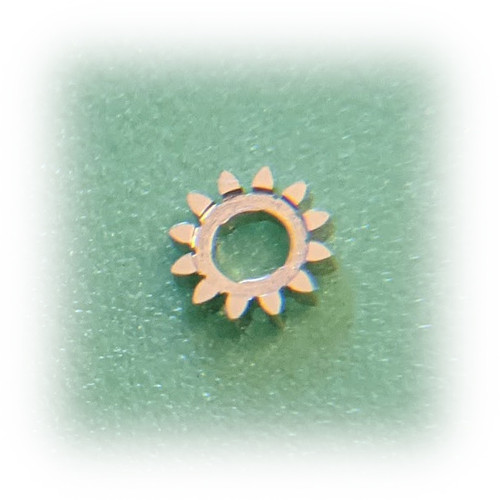 Pinion for Oscillating Weight, Rolex 3035 #5065 (Generic)