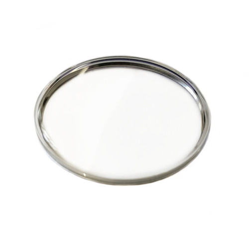 Glass, Omega PZ5123, Steel Ring XAC 330.553 (Generic)