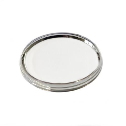 Glass, Omega PZ5200, Steel Ring XAC 316.549 (Generic)