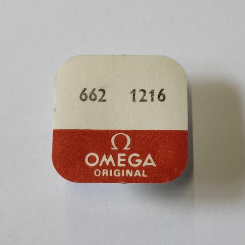 Centre Wheel, Omega 662 #1216