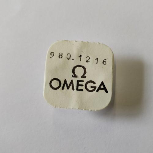 Centre Wheel, Omega 980 #1216