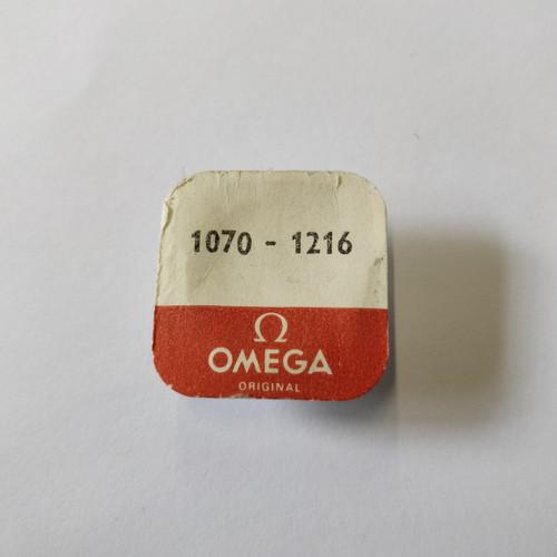 Centre Wheel, Omega 1070 #1216
