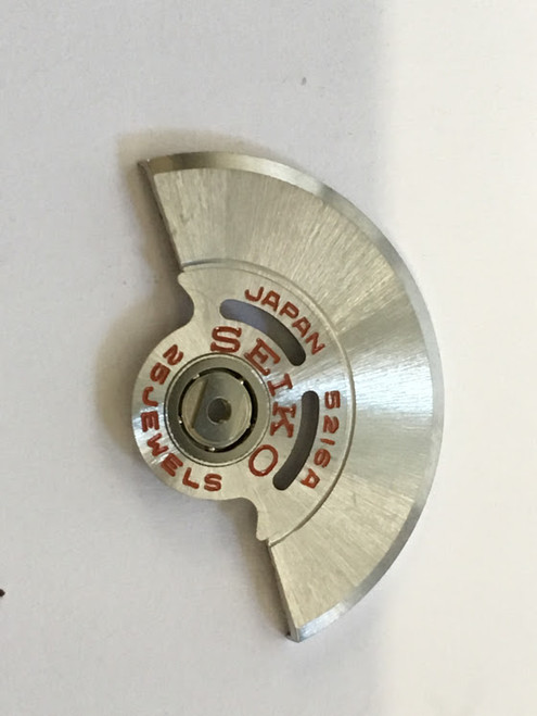 Oscillating Weight with Ball Bearing 25 Jewels, Seiko 509-064