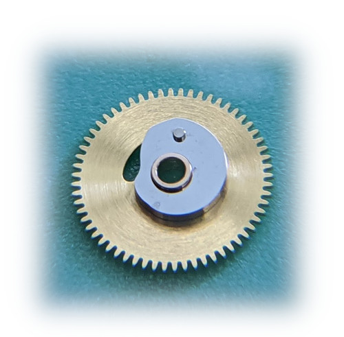 Date Wheel Mounted, Rolex 3135 #625 (Generic)