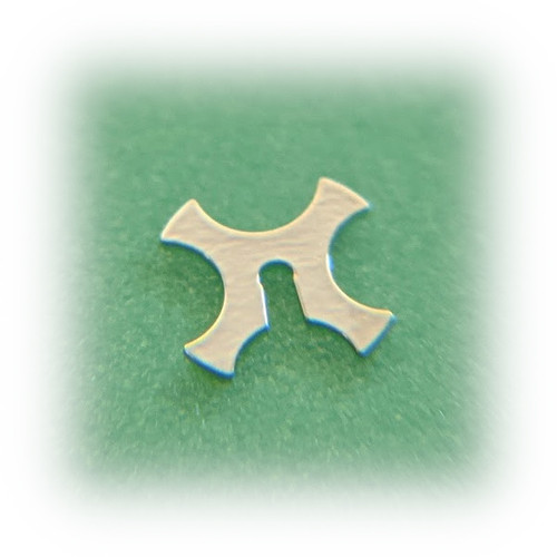 Gib, Spring Clip for Oscillating Weight, Rolex 1030 #7016 (Generic)