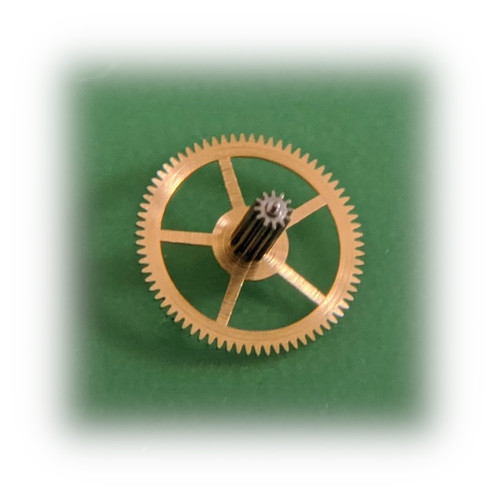Third Wheel, Rolex 2130 #340 (Generic)