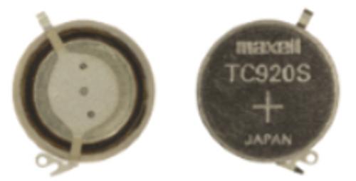 Capacitor, Seiko 3023 44Z