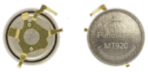 Capacitor, Citizen 295-29 (No Returns)