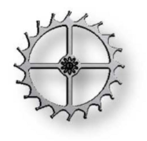 Escape Wheel, Sellita SW500 #705