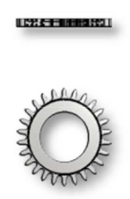Crown Wheel, Sellita SW200-1 #420