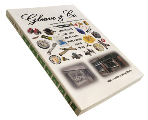 Gleave and Co Catalogue