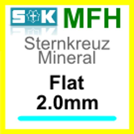 Glass, Flat 2.0mm (MFH)