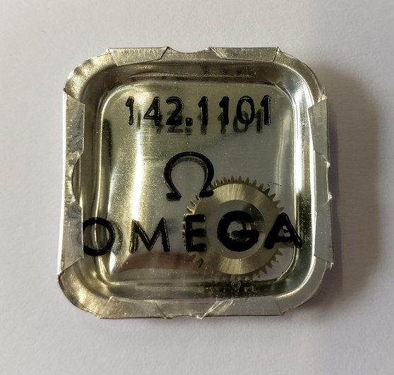 Crown Wheel, Omega 142 #1101