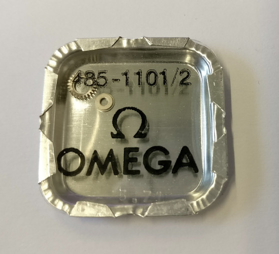 Crown Wheel and Core, Omega 485 #1101/02