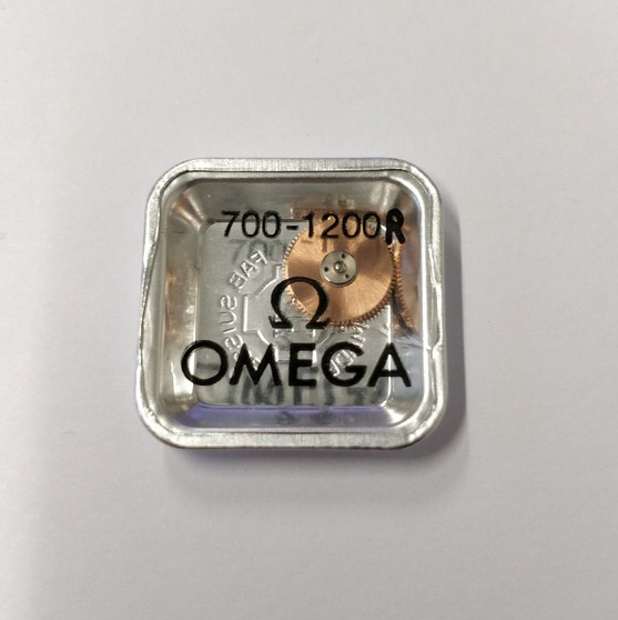 Barrel (with Abour and Mainspring), Omega 700 #1200R