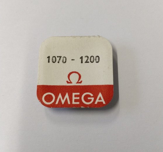 Barrel (with Arbor and Cover), Omega 1070 #1200