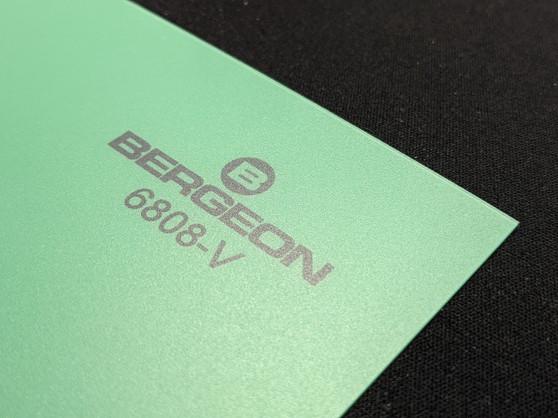 Bench Mat, Traditional, Green (Bergeon 6808-V-01)