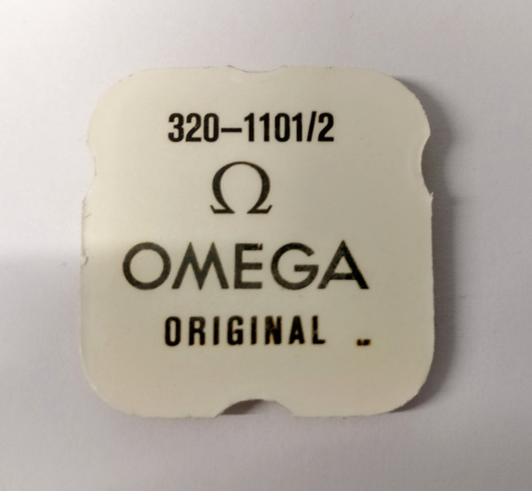 Crown Wheel and Core, Omega 320 #1101/02
