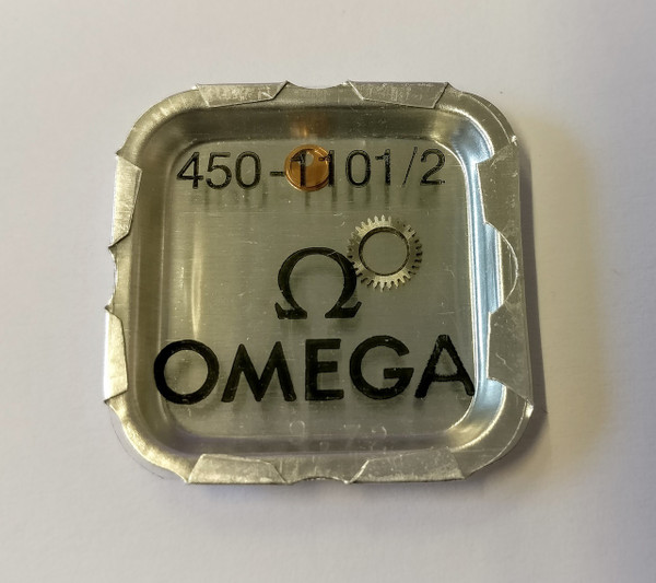 Crown Wheel and Core, Omega 450 #1101/02