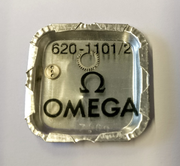 Crown Wheel and Core, Omega 620 #1101/02
