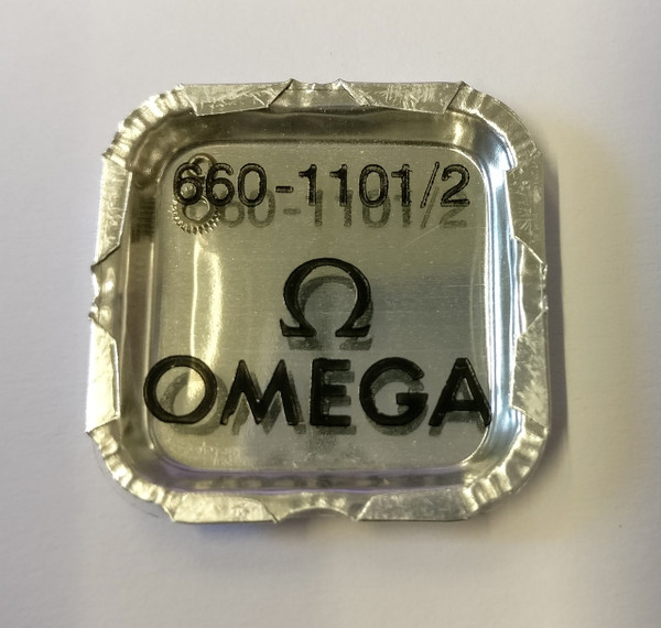 Crown Wheel and Core, Omega 660 #1101/02