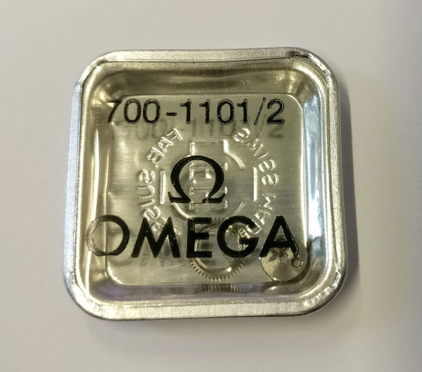 Crown Wheel and Core, Omega 700 #1101/02