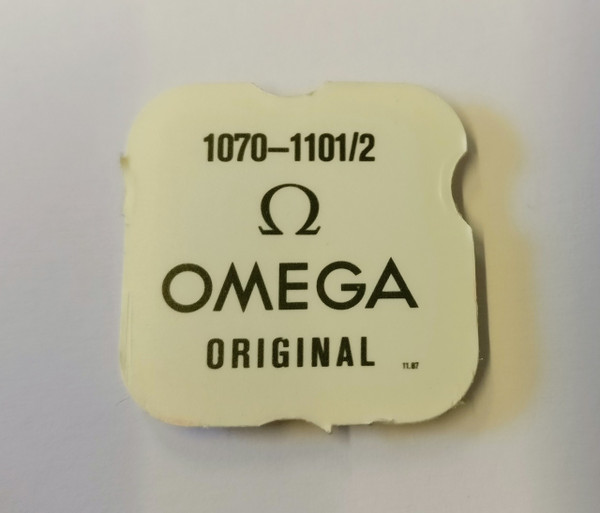 Crown Wheel and Core, Omega 1070 #1101/02