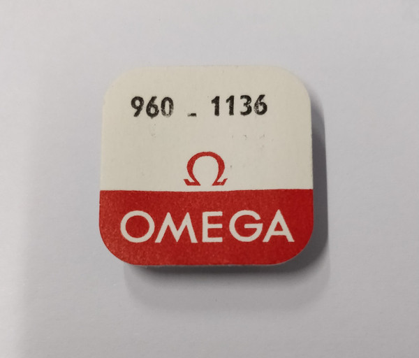 Crown Wheel Ring, Omega 960 #1136