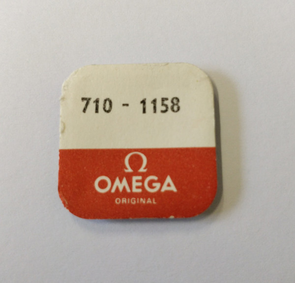 Connecting Wheel for Cannon Pinion, Omega 710 #1158