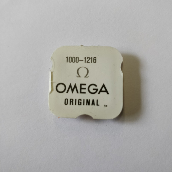 Centre Wheel, Omega 1000 #1216